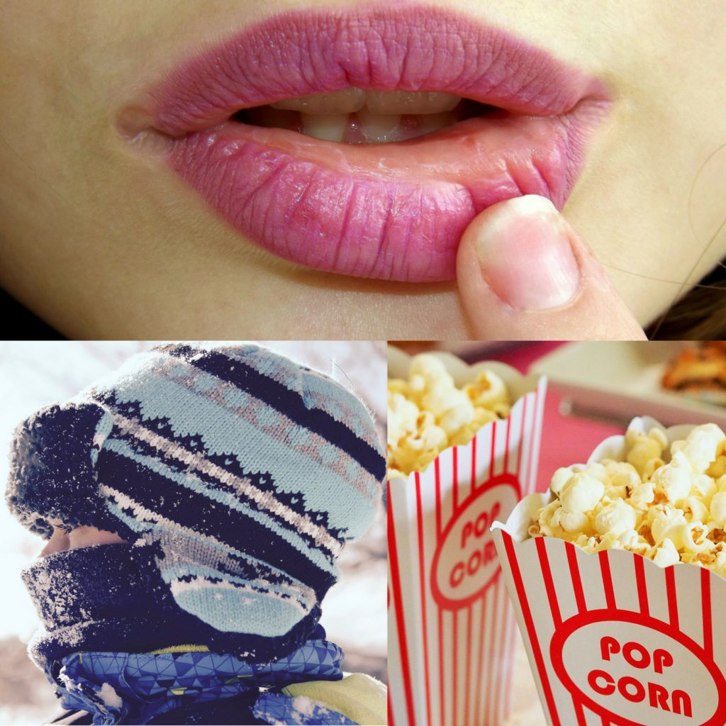 diabetes de labios salados