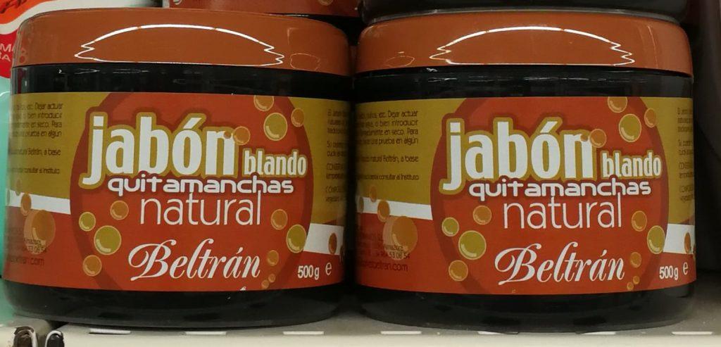 jabón potásico mercadona