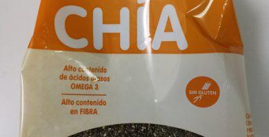 semillas de chía mercadona