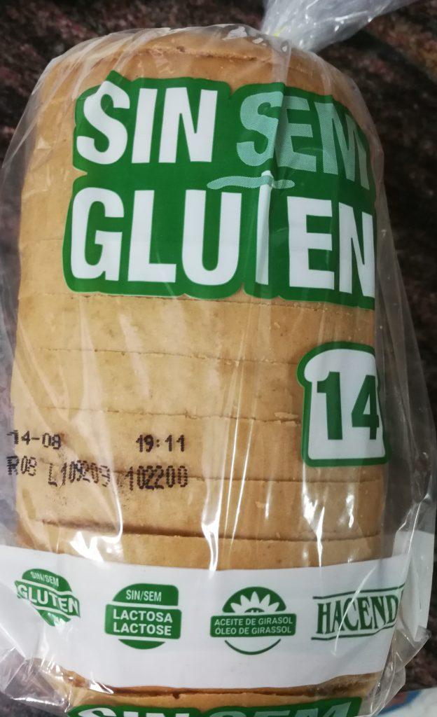 pan sin gluten mercadona