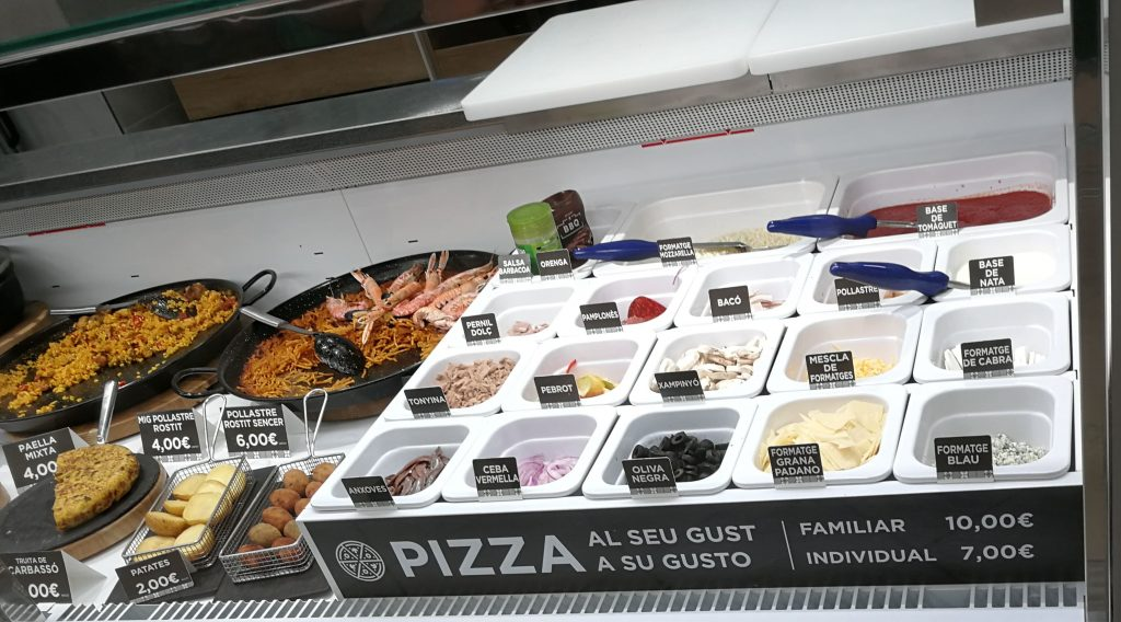 comida preparada precio mercadona