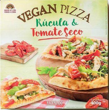 pizza vegana mercadona