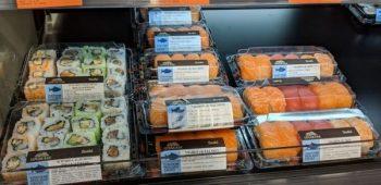 sushi mercadona