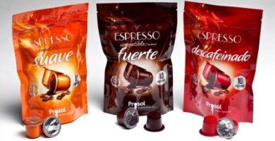 capsulas de café Mercadona