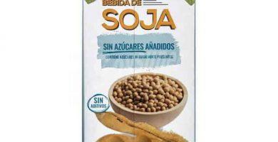 leche de soja mercadona